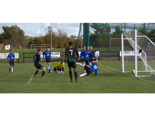 Ballyheane v Kiltimagh/Knock United - 14/10/18