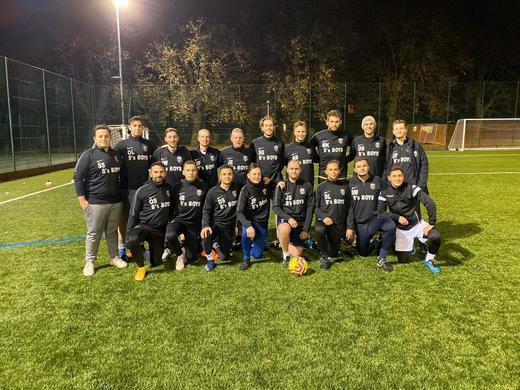 Borussia Barnet 2019-20