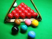 Stafford & District Billiards & Snooker League - Logo
