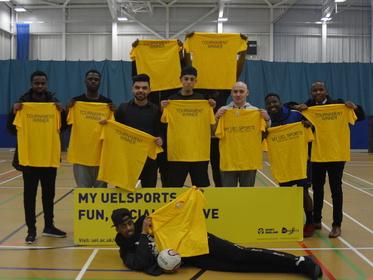 Futsal Tournament 2016 winners