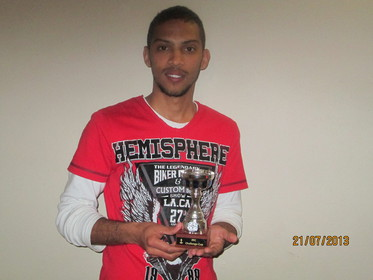 2013 PFC Challenge Cup Champion