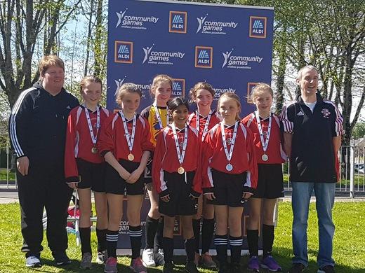 Skibbereen Girls finish runners-up