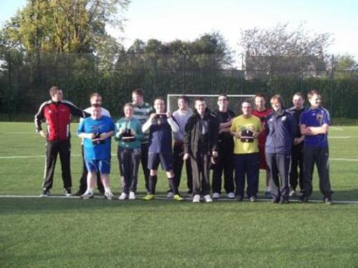 Riverside Champions - 15 May 2012