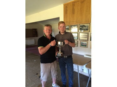 Doubles Winners - Mark & Lewis Rogers