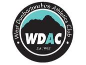 West Dunbartonshire Athletics Club Logo