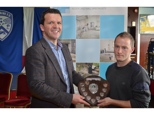 Coleraine Olympic - Fair Play Winners
