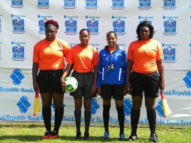 Women Referees in RightStart