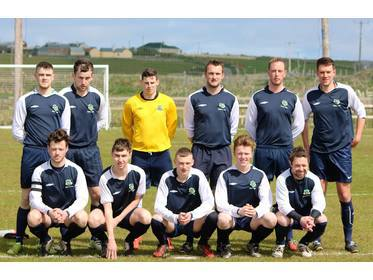 Glenhest Rovers defeated 2-1 by Iorras Aontaithe in the Westaro Cup