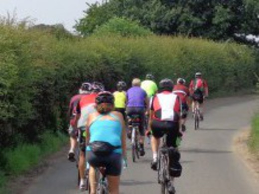 Climb on Bikes - Social Group Rides