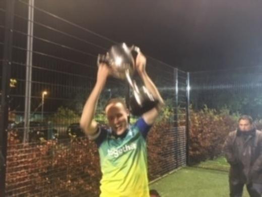 Maccabi edge Darren Rose Trophy 2-1