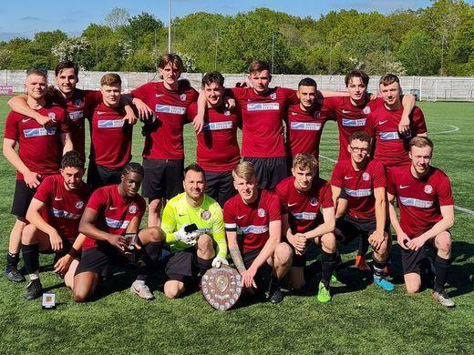 Park Farm Rangers lift the Sheber Trophy