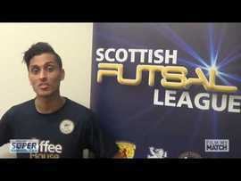 Scottish Futsal Super League TV Show  Week 3 - 2nd April