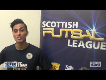 Scottish Futsal Super League TV Show  Week 3 - 2nd April
