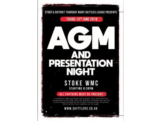 Stoke Skittles AGM