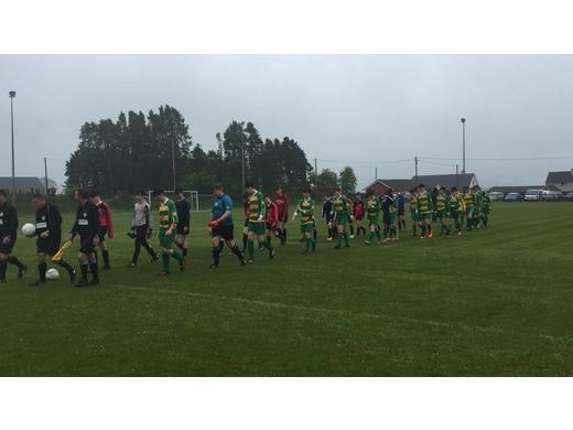 2018 SuperValu WCSL U15 Cup Final - Ardfield v Bunratty Utd - May 2018