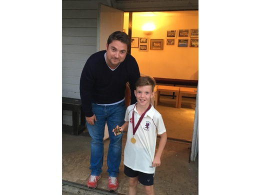 Nathan Wall Kwik Cricket PoS