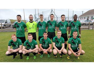 Ballyheane side that drew 5-5 with Iorras Aontaithe