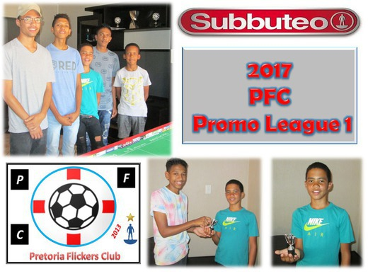 PFC LAUNCHES THE PROMOTION LEAGUE