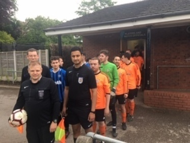 Tunnelcam - Tony Cohen Cup Final 2018-19