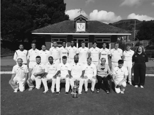 2Xl Lancashire League Champions 2016