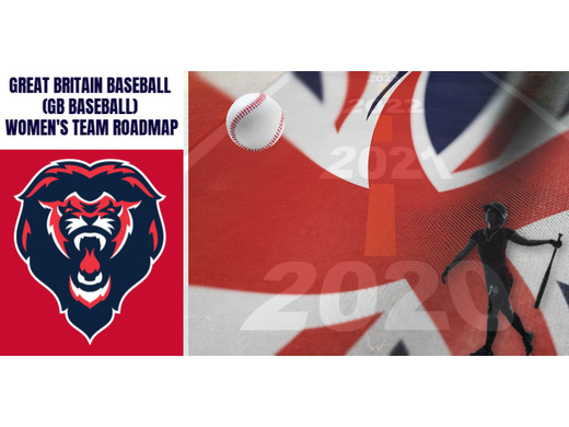 Great Britain Baseball (GB Baseball) Women's Team Roadmap