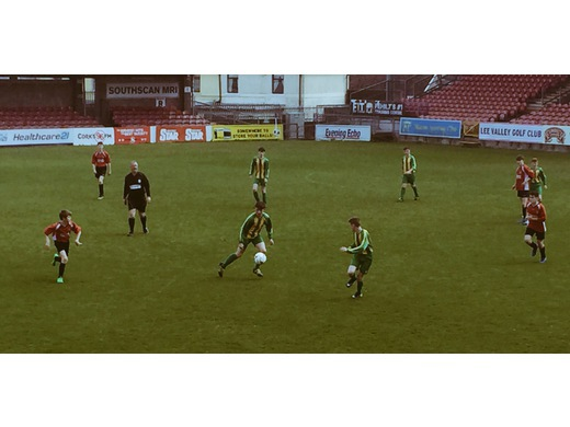 2017 SuperValu WCSL U14 Cup Final - Skibb v Ardfield at Turners Cross