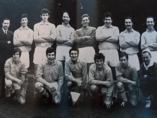 1971-72 Prestwich Casuals - Dublin