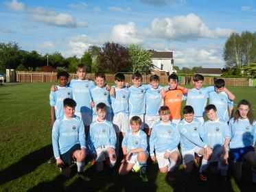 U/13 Shield Winners 2018 Ardagh United