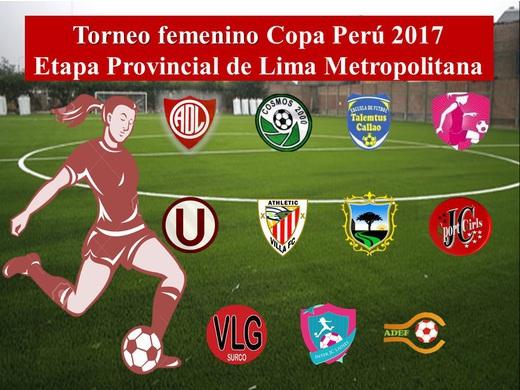 Torneo femenino Copa Perú