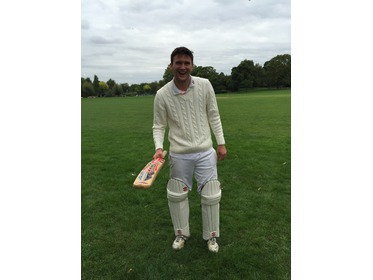 Alex Gibson: 49* for Bloody Lads v Tower Hamlets