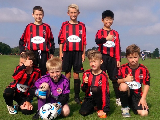 Under 10 - Falcons