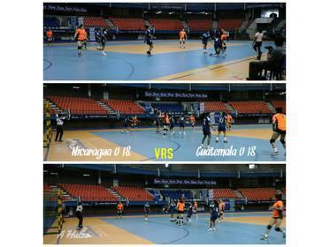 Imagenes del torneo U-18