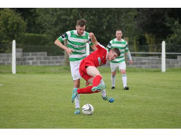 Claremorris v Castlebar Celtic- 25/08/2018