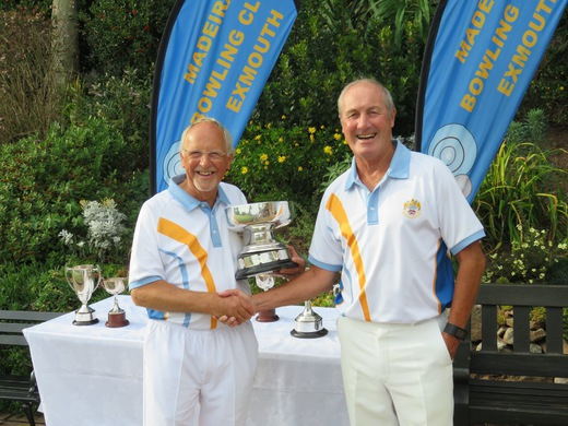 Richard Prince & Cliff Skinner - Axon Cup finalists