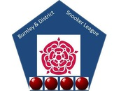 Foster's Lager Burnley & District Snooker League - Logo