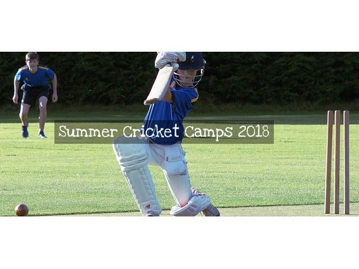 RGCC Summer Cricket Camps
