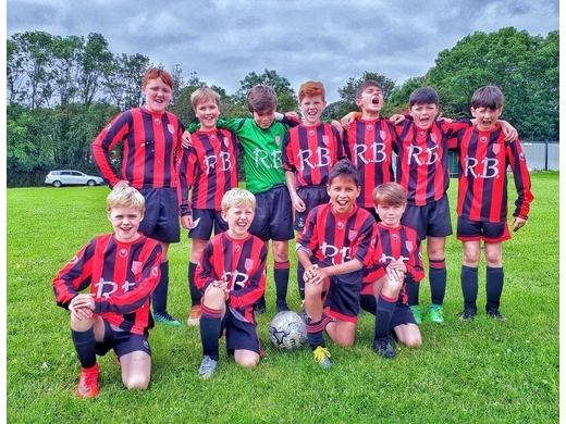 Bunratty United U12 - 2019 Season