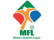 MASTERS FOOTBALL LEAGUE - Logo
