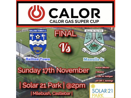 Calor Gas Super Cup Final Preview