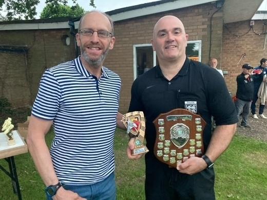 Jason McAuley - Referee of the Year