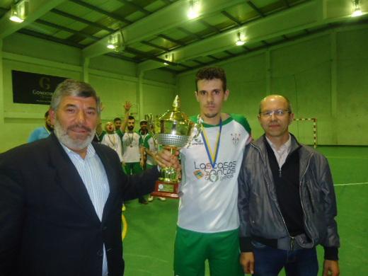 Taça Cidade de Gondomar em Futsal com vencedor inédito