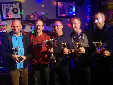 Buck A - Stanley Bros Tippers Challenge Cup Winners (Summer 2014)