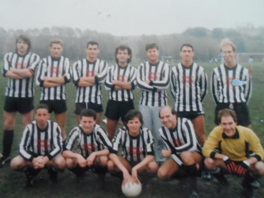 1991-92 Commercial Rangers