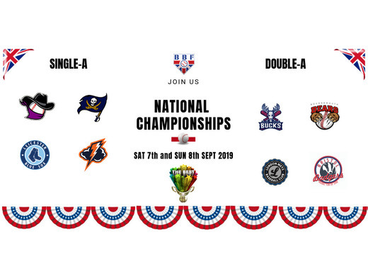 National Championships Single-A and Double-A