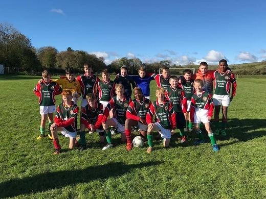 Clonakilty AFC U13 - 2018 Season