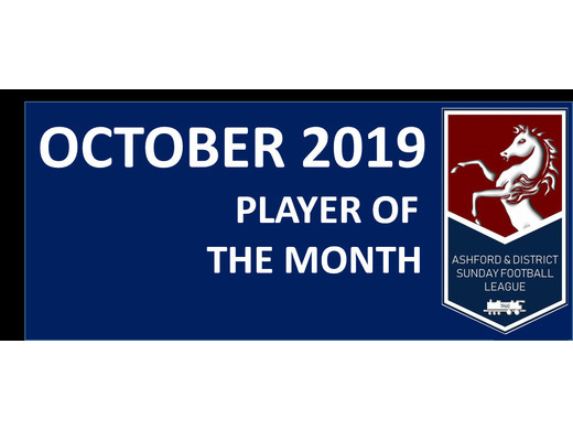 October Player of the Month
