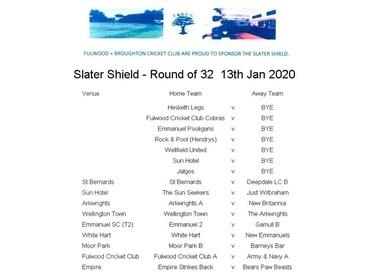 Slater Sheild 32
