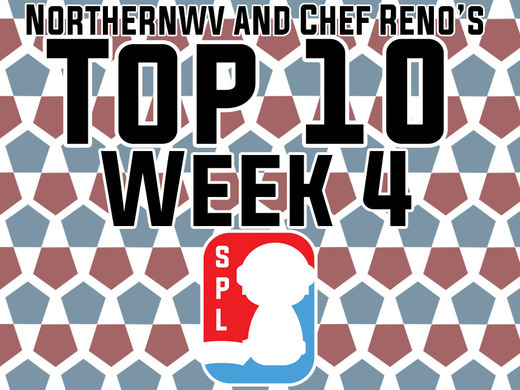 NorthernWV and Chef Reno's Top 10 - Week 4