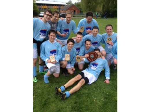 2014-15 Reich Insurance Rangers (MJSL 7-a-side winners)