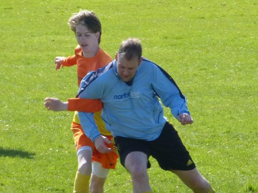 Sandgate AFC vs. Kennington Sunday